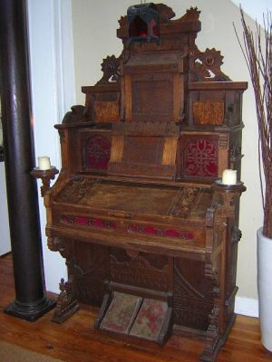 Family heirloom considered priceless pump organ restorations for What is considered antique