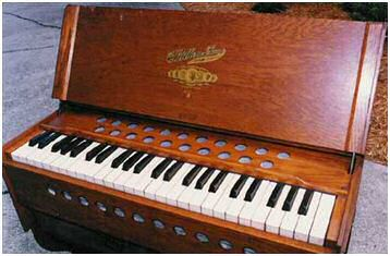 Folding or Portable Organ