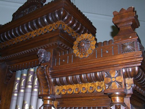 Featured Pump Organ