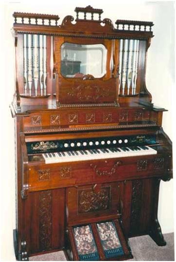 Bell Pump Organ Company - Pump Organ Restorations