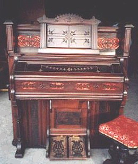 Chicago Cottage Organ